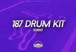 187 Drum Kit (Drumkit)
