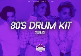 80's Drum Kit (Drumkit)