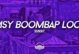 Amsy Boom Bap Loops Vol. 1-3 (Drumkit)
