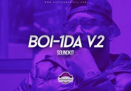 The Boi-1da Sound Kit Vol. 2 (Soundkit)