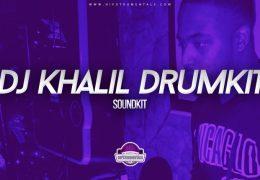 DJ Khalil Drum Kit (Drumkit)