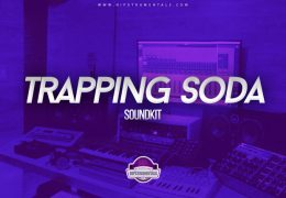 DaveOsBeatz – Trapping Soda The Sound Kit (Soundkit)