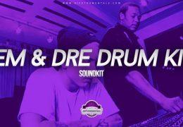 Em & Dre Drum Kit (Drumkit)