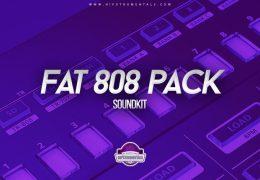 Samplar – Fat 808 Pack (Drumkit)