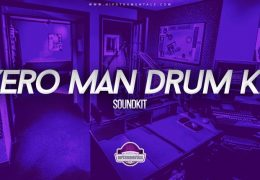 Fukiyo Kiss – Zero Man Drum Kit (Drumkit)