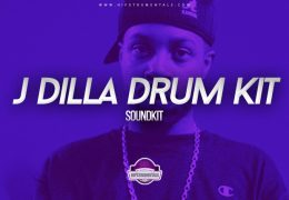 J Dilla Drum Kit (Drumkit)