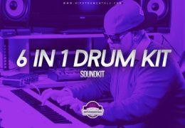 Johnny Juliano – 6 Kits In 1 (Drumkit)