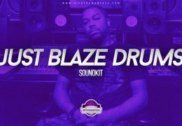 Just Blaze – Meow The Drums (Drumkit)
