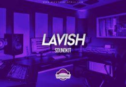 LAVISH Drum Kit (Drumkit)