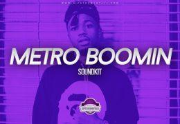 Metro Boomin Sound Kit (Drumkit)