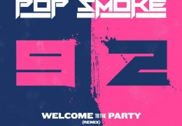 Pop Smoke – Welcome To The Party (Instrumental) (Prod. By 808 Melo)
