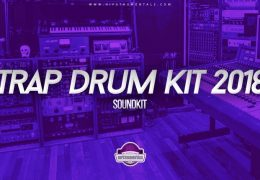 Samples Material – Trap Drum Kit 2018 (Drumkit)