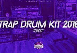 Samples Material – Trap Drum Kit 2018 (Drumkit)