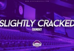 Slightly Cracked – 18 Drum Kits (Soundkit)