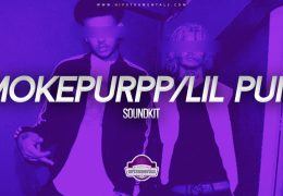 Mvssi – Smokepurpp/Lil Pump Drum Kit (Drumkit)