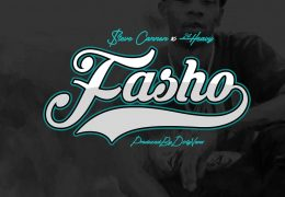 Steven Cannon – FASHO (Instrumental) (Prod. By Dirty Vans)