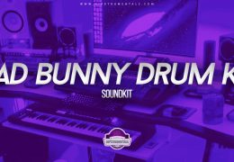 Theroyce – Bad Bunny Drum Kit (Drumkit)