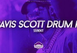 Travis Scott Drum Kit (Drumkit)
