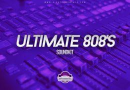 Ultimate 808 Drum Pack (Drumkit)