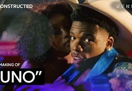 """Video: The Making Of Ambjaay's """"Uno"""" With Almighty Quise 