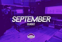 September Trap Drum Kit (Drumkit)