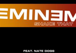 Eminem – Shake That (Instrumental) (Prod. By Eminem)