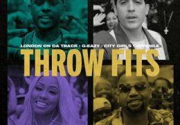 London On Da Track – Throw Fits (Instrumental) (Prod. By London on da Track)