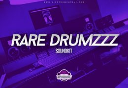 RARE DRUMZZZ (Drumkit)