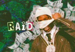 Travis Scott – Raid (Instrumental) (Prod. By Foreign Teck & OZ)