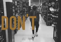 Bryson Tiller – Don't (Instrumental) (Prod. By Dope Boi Beatz)