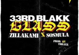 Zillakami & SosMula – 33rd Blakk Glass (Instrumental) (Prod. By THRAXX)