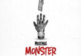 Meek Mill – Monster (Instrumental) (Prod. By Jahlil Beats)