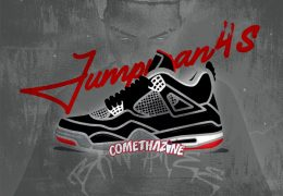 Comethazine – Jumpman 4s (774) (Instrumental) (Prod. By Div)