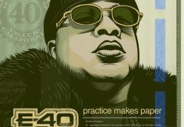 E-40 – 1 Question (Instrumental) (Prod. By Hitmaka)