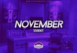 November Trap Drum Kit (Drumkit)