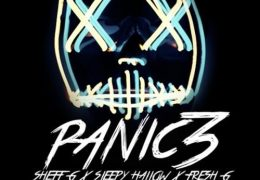 Sheff G, Sleepy Hallow & Double G – Panic Pt. 3 (Instrumental) (Prod. By 808Melo)