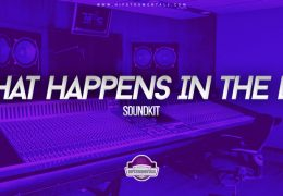 ICHI MUZIK – What Happens In The Lab 808's (Drumkit)