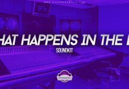 ICHI MUZIK – What Happens In The Lab 808's (Drumkit)