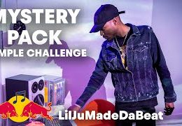 Video: LilJuMadeDaBeat Makes Fire with the Mystery Pack | Remix Lab