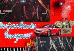 DCG Bsavv, DCG Shun, ScuWoo & Msav – Dangerous (Instrumental) (Prod. By TRS TK)