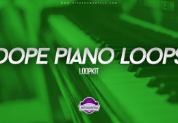 Bassment – Dope Piano Loops (Loopkit)