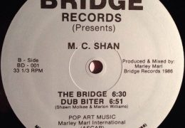 MC Shan – The Bridge (Instrumental) (Prod. By Marley Marl) | Throwback Thursdays