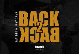 OMB Jay Dee & OMB Savv – Back 2 Back (Instrumental) (Prod. By Nat The Genius)