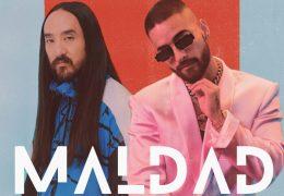 Steve Aoki & Maluma – Maldad (Instrumental) (Prod. By KSHMR & Steve Aoki)