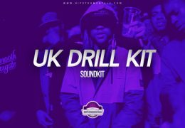 UK Drill Kit (Drumkit)