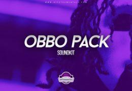 Obbo Pack: UK Drill (Drumkit)