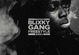 22Gz – Blixky Gang Freestyle (Instrumental) (Prod. By Ghosty)