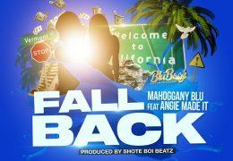 Mahoggany Blu – Fall Back (Instrumental) (Prod. By Shote Boi Beatz)