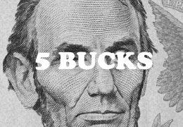 KIL – 5 Bucks (Instrumental) (Prod. By KIL)
