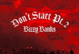 Bizzy Banks – Don't Start Pt. 2 (Instrumental) (Prod. By MoraBeats)